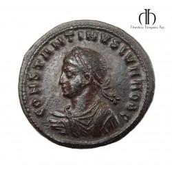 I. Constantinus Follis