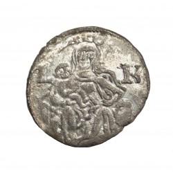 II. Lajos dénár (1524) L-K ÉH.675