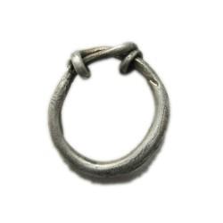 Kelta ezüst gyűrűpénz