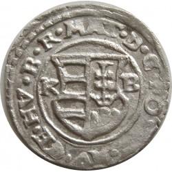 II. Mátyás dénár (1615)