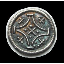 III. Béla dénár ÉH.95