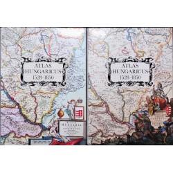Szántai Lajos: Atlas Hungaricus 1528-1850 I-II.