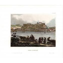 Esztergom látképe 1841, Meier