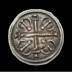 II. Géza dénár Éh.60