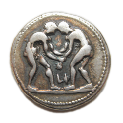 Pamphylia Aspendos stater