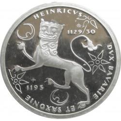 10 DM - Oroszlán Henrich 800. évf.
