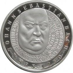 10 DM - Bach halálának 250. évf.