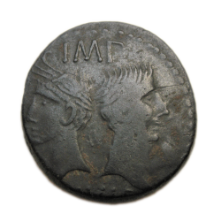 Agrippa és Augustus AS
