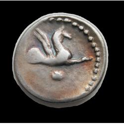 Eraviscus kelta dénár