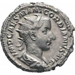 III. Gordianus dénár