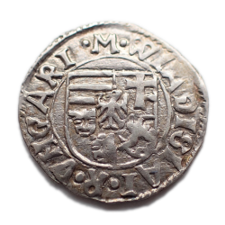 II. Ulászló dénár Éh. 641 K-h Körmöcbánya