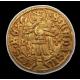 I. (Hunyadi) Mátyás aranyforint ÉH:530 Nagyszeben