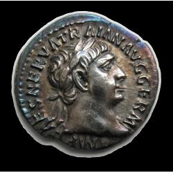 Traianus dénár RIC.58