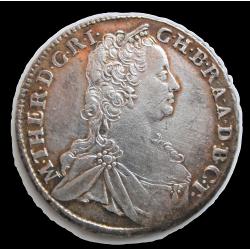 Mária Terézia XV krajcár 1748 K-B