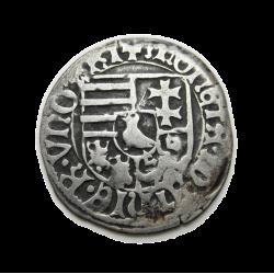 I. (Hunyadi) Mátyás dénár ÉH.564 K-G