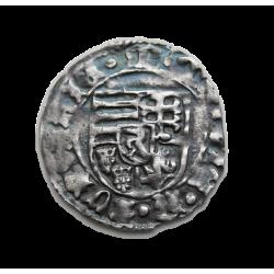 I. (Hunyadi) Mátyás dénár ÉH.562-566 hibrid Kassa