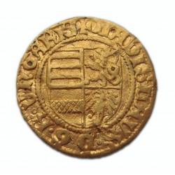 V. László aranyforint ÉH.515 K-R