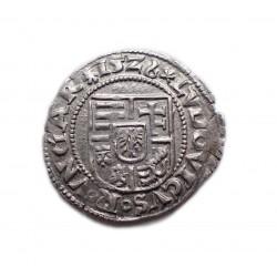 II. Lajos dénár (1526) L-V *-* Visegrád ÉH.673