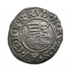 Rudolf dénár Éh.811a K-B 1584