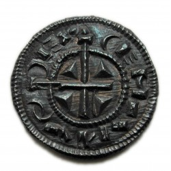 II. István dénár Éh.35 OPITZ:12.3/1
