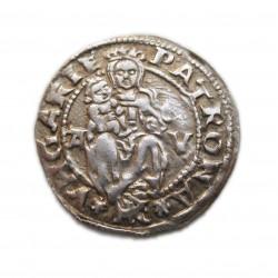 II. Lajos denár1526 Visegrád