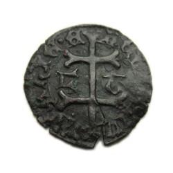 I. (Hunyadi) Mátyás dénár ÉH.556 !R! ismeretlen verdejel!