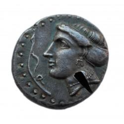 Paphlagonia-Sinope drachma