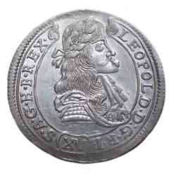 I.Lipót XV. krajcár 1681 K-B