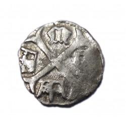 """Zsigmond parvus ÉH.453 kereszt szára közt """"M"""""""