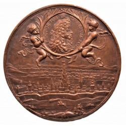 I. Lipót Medaille 1685