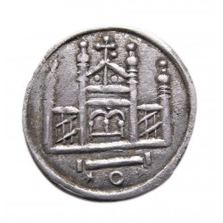 II. András RITKA denár ÉH:137