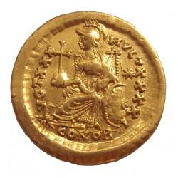 II. THEODOSIUS solidus