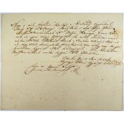 Adásvételi szerződés 1878-ból