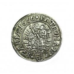 I. Lipót duarius 1698 K-B